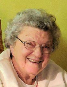 Dolores E. Hansen, 90, August 27, 1927 - March 29, 2018, Aurora, Illinois