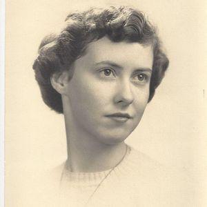 Retha (Johnston) Robichau Obituary Photo