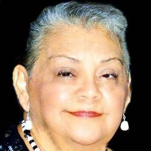 Mrs. Mary Esther (Linda Mora) Saenz