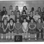 Neil in front row, far left.  2nd grade, Central Elementary School.  Kent Ohio