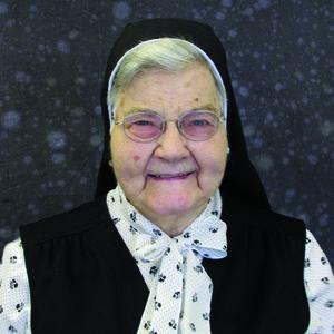 Sister Pauletta McCarty