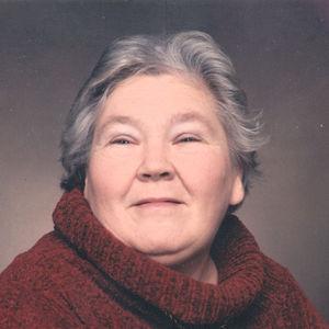 Kathryn Elizabeth Luttrell Parks