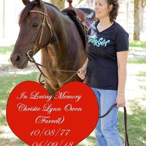 Christie  Lynn Owen Obituary Photo