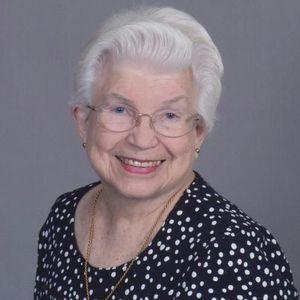 Mrs. Betty Ann Horn Smith