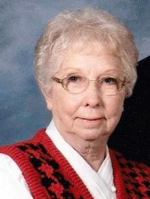 Sarah F. Wells Heighway