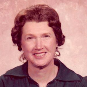 Marion  F. (Crosier)  Ewell Obituary Photo