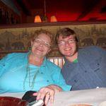 Susan and grandson, Seth