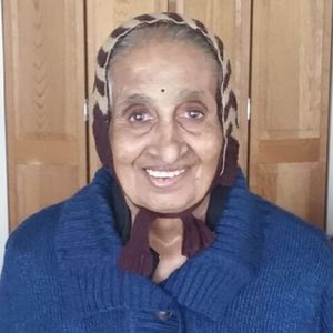 Hansaben  B. Patel Obituary Photo