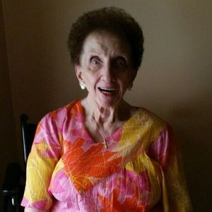 Marion Tichansky Obituary Photo