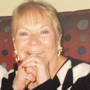 Marion  Geraldine  Morgan Obituary Photo