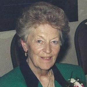 Dorothy Ann Cushing Obituary Photo