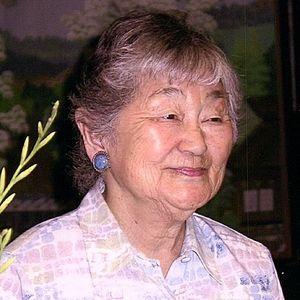 Haruyo  Betty Yagi