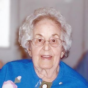 Nina Josephine Clevio Obituary Photo