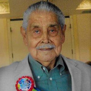 Amador J. Cuellar MSG, US Army (Ret)