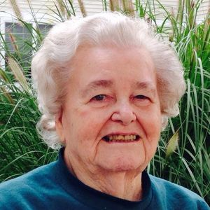 Jeanne Frances (Tucker) Eagles Obituary Photo