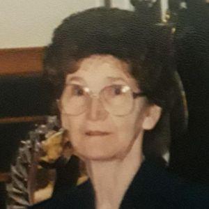 Ruth Vickers Bradley Obituary Photo