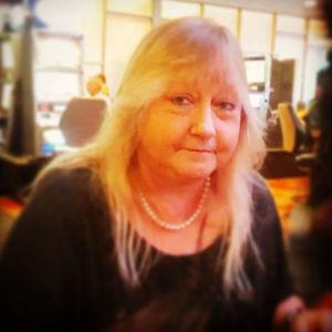 Hazel Ann (Dillard) Belcher McFadden