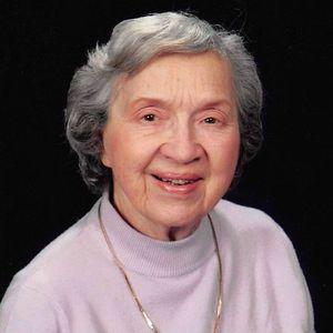 Geraldine M. Swenson