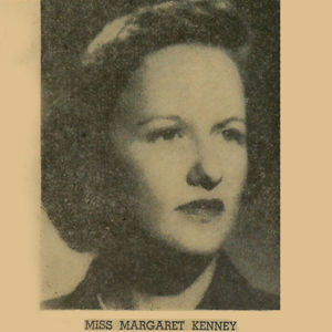 Margaret Kenney Hopkins