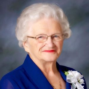 "Frances  E. ""Esther"" Reuter Obituary Photo"