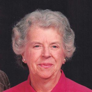 Jean B. (Barnard)  Corliss Obituary Photo