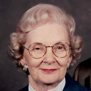 Thelma  Riley  Bailey