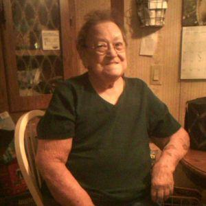 Mary Frances Elrod Obituary Photo