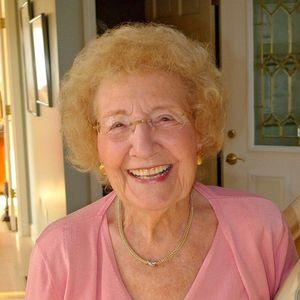 Mrs. Josephine (Contrino) Maggiore