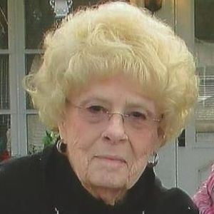 Florence E. (Holmes) Mitchell Griffin Obituary Photo