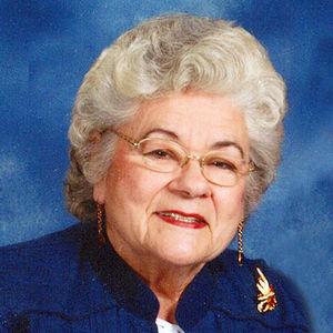 Nora Jeanine Harris Obituary Photo