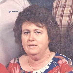 "Carolyn Faye ""Ginger"" Faircloth"