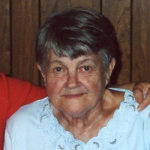 Mary Edna Harrison Obituary Photo