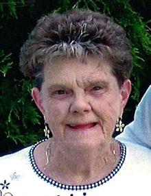 Patricia Ann Crouch, 86, October  6, 1931 - May 31, 2018, Aurora, Illinois