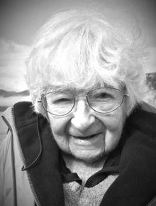 "Margaret ""Peg"" Steinhebel, 98, October  6, 1919 - June  1, 2018, Oregon, Illinois"