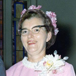 Evelyn Hamrick Norville Obituary Photo