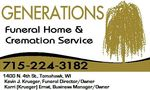 Generations Funeral Home and Cremation Services