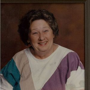 Phyllis M. Partlow Petty