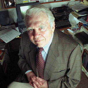 Andy Rooney Obituary Photo