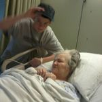 Austin and Nan at eagle creek healthcare