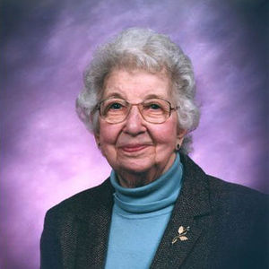 Mrs. Marjory L. Butz
