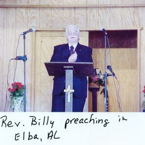 Reverend Everette Billy Hamilton, Jr.,