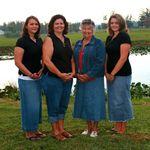 Sarah, Debbie, Pauline, & Bekah in Kentucky
