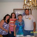 Dawn, Debbie, Pauline, & David
