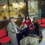 Dawn & Pauline - England trip Nov 2009