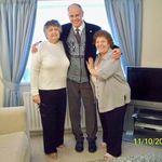 Pauline, Pete, & Marie - England, Nov 2009