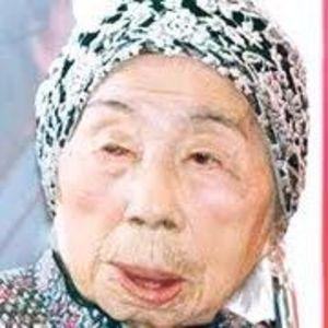 Chiyono Hasegawa Obituary Photo
