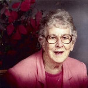 Frances Elizabeth Wakat