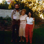 Cookie, Uncle Marshall and Aunt Ruth