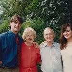Dereck, Grammy, Grampy, Jennifer