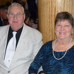 Vernon and Frannie on their last cruise 5-11-2011